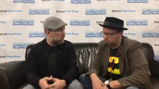 Motor City Comic Con: Voice actor Christopher Sabat