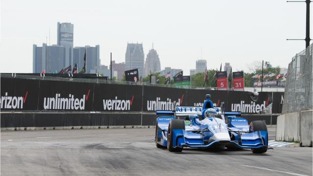 Free Press sports writer Ryan Ford takes a look at the record holders of IndyCar racing on Belle Isle.