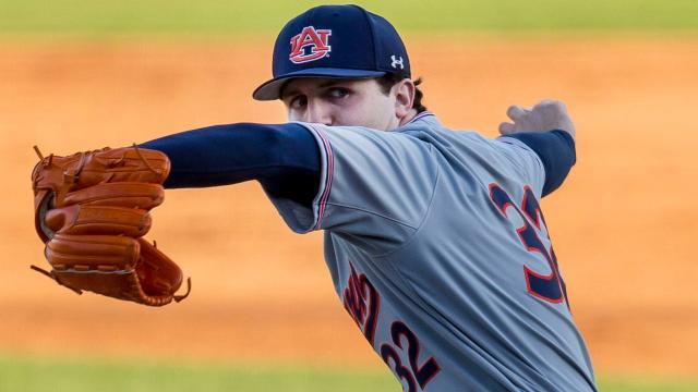 A quick look at the Tigers' No. 1 pick in 2018 MLB draft, Casey Mize. Video by Ryan Ford, Detroit Free Press.