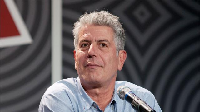 Anthony Bourdain has been found dead at age 61.