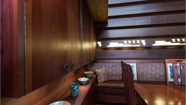 Frank Lloyd Wright home near Ann Arbor is a 'masterpiece'