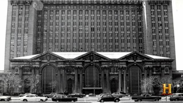 "History presents an original documentary special, ""Detroit: Comeback City,"" which recounts the saga of the rise, fall and rebirth of Detroit through the iconic Michigan Central Station. The special premieres at 9 p.m. Sunday, July 1."