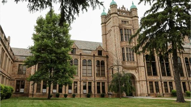 Fordson High School in Dearborn, Mich. turned 90 years old this year.