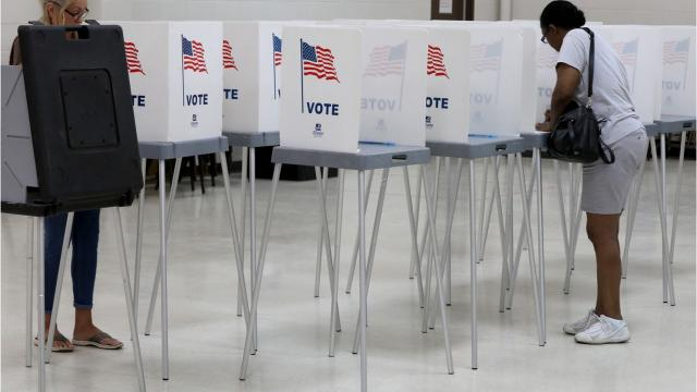All signs pointed to a high turn out for Michigan's 2018 primary election. Here are the candidates voters chose to put on the November ballot.