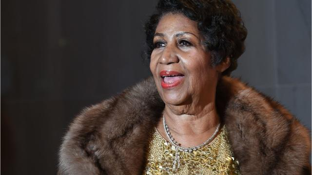 Aretha Franklin is gravely ill, reports say