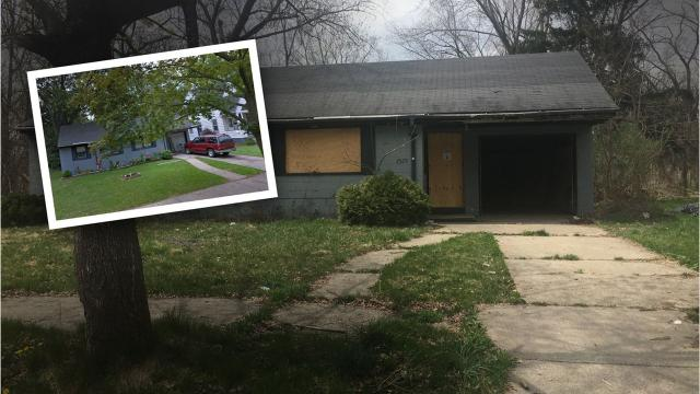 Property speculation brings chaos to Detroit's housing market exacerbating blight and instability in the neighborhoods.
