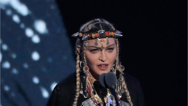 Madonna called out for self-serving 'tribute' to Aretha