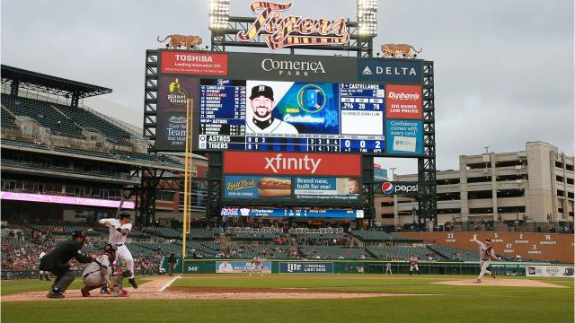 Community leaders are saying Dan Gilbert is interested in buying the Detroit Tigers.