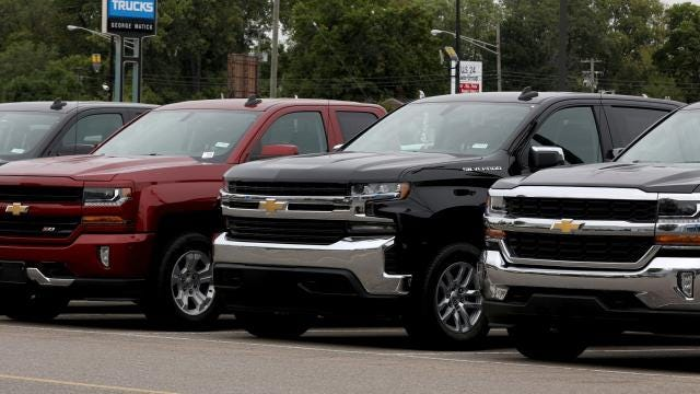The average transaction price for pickups has risen faster than any other vehicle segment.