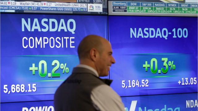 According to Reuters, Wall Street U.S. stocks opened higher on Friday, as bumper results from the country's largest banks, including JPMorgan, set an upbeat tone for the earnings season.