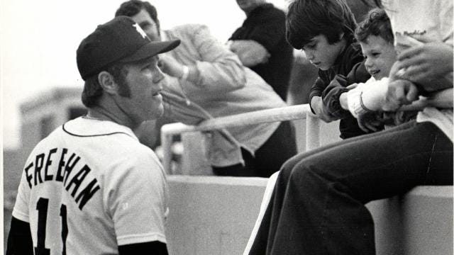 A look back at the career of Detroit Tigers great Bill Freehan, an 11-time All-Star. Video by Ryan Ford, Detroit Free Press