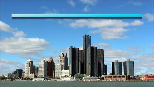 Detroit's weather forecast for Friday, Nov. 23.