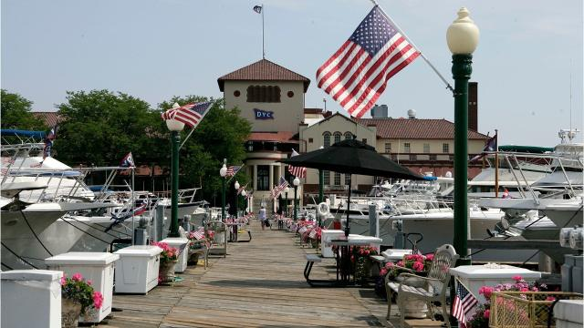 The Detroit Yacht Club is aiming to revamp its numbers and cultivate an image outside the stuffy boat club stereotype.