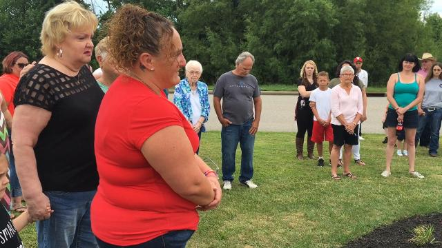 Aleah Beckerle's mother speaks of loss, grief
