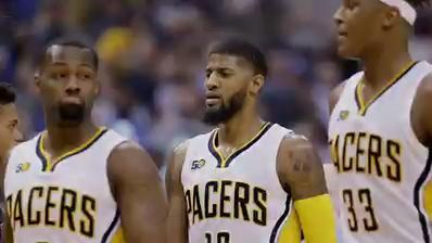 Why Paul George says he left the Pacers