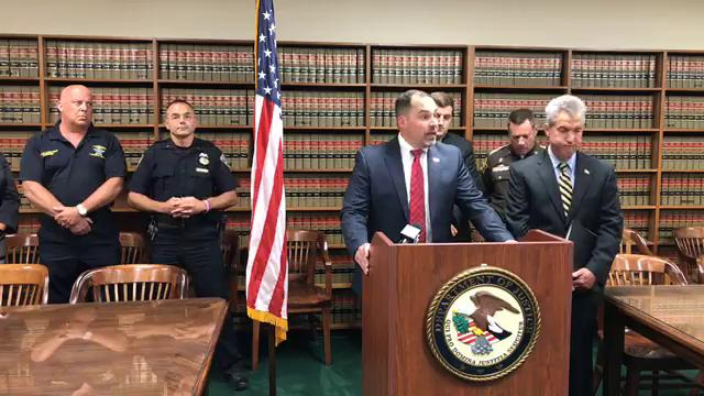 Eight indicted in Evansville heroin scheme