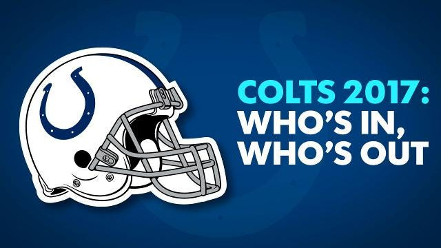 The Chris Ballard era begins this fall as the Colts move forwards with new players and draft picks.