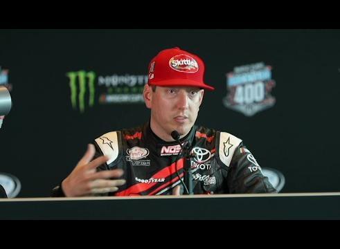 Busch on Indy 500