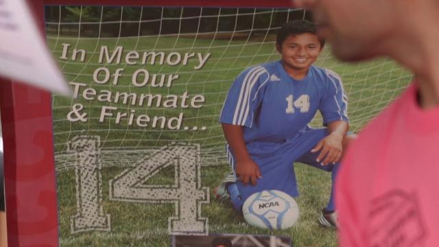 The memory of Haris and Babar Suleman inspired Saturday's third-annual memorial soccer tournament that raised money for a scholarship at Plainfield High School, Saturday, July 22, 2017.
