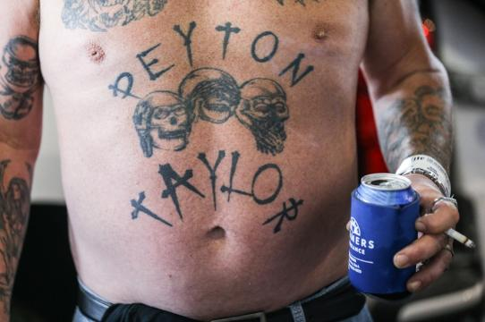 Tattoos of the Brickyard 400, the good the bad the ugly, 2017 edition
