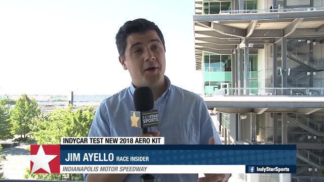 Insider: IndyCar shakes down new aero kits