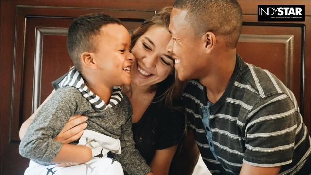 Kenzie Salomon, a 22-year-old woman from Carmel, and her husband, Jarison, are fighting to bring Jarison's nephew, Jalil, to Indiana from his native Honduras. But governmental red tape is making their dream difficult.