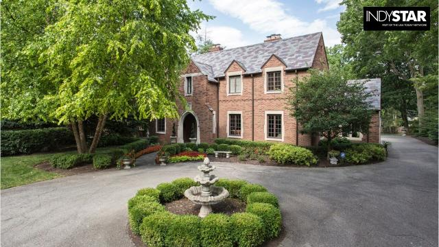 Hot Property: Charming Meridian-Kessler Tudor