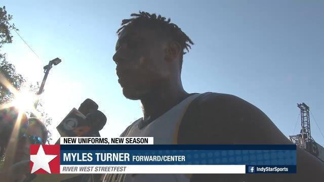 'It's a new era' Turner, Stephenson praise new uniforms