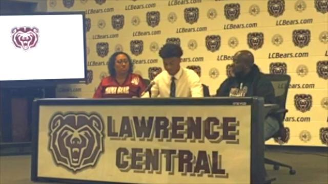 Lawrence Central's Cameron McGrone commits to Michigan