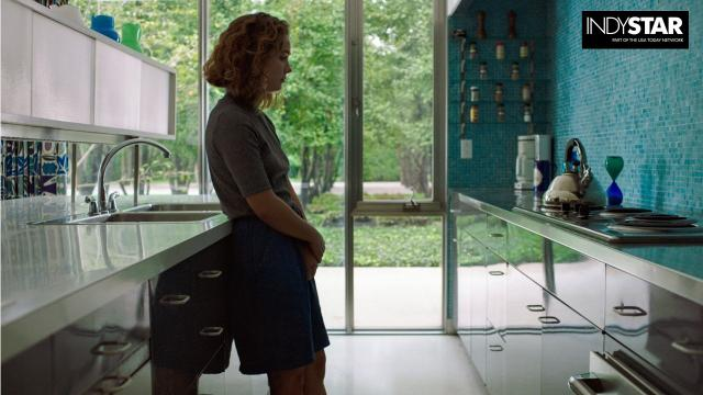 Modern love: Columbus architecture plays starring role in Indiana film