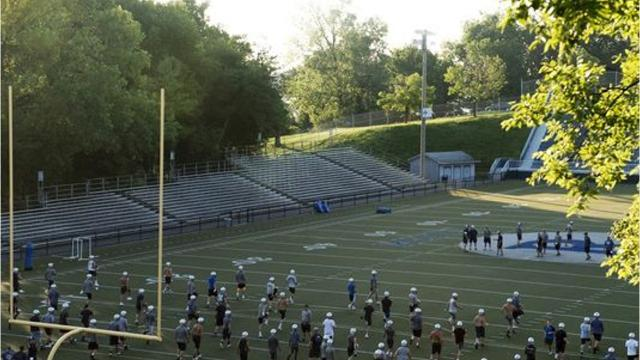 Reitz football energized to start the season
