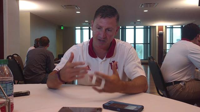 IU safeties coach delighted by experience secondary will bring