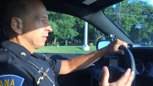 ISP Sgt. Ringle offers back to school driving tips