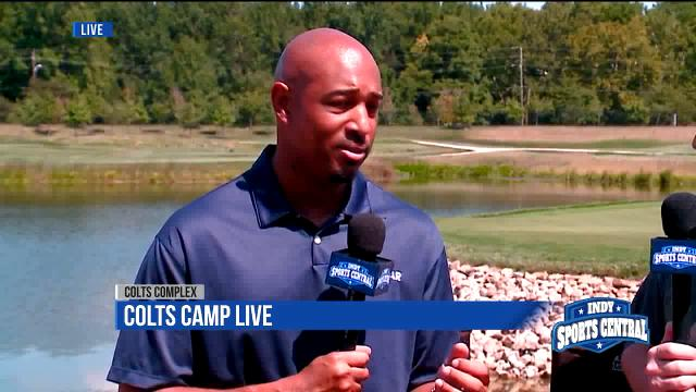 Colts Camp Live: Anthony Castonzo breaks down Colts' practice against Lions