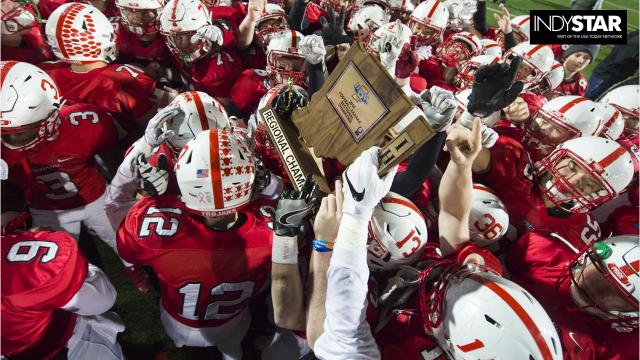Why Center Grove is a top 10 football team
