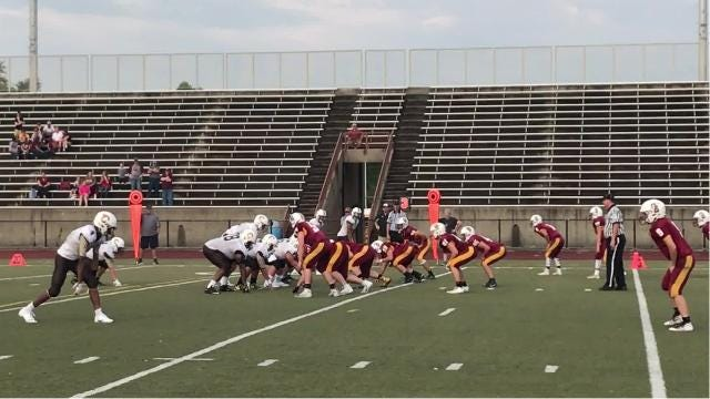 Highlights from Friday's football scrimmages