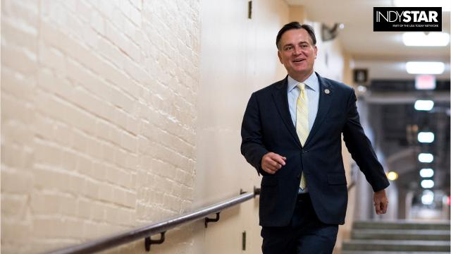 Rep. Messer starts his campaign by attacking Democratic Sen. Joe Donnelly.