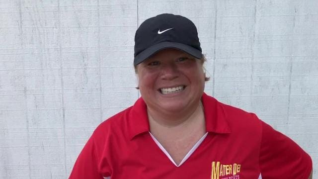 Amy Weber, named new Mater Dei girls' soccer coach