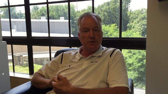 Butler AD Barry Collier on Big East's impact on school
