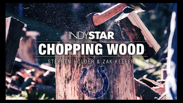 IndyStar Colts podcast 'Chopping Wood'