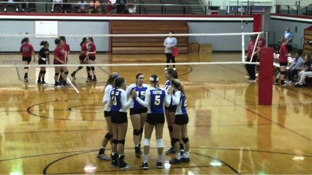 Castle volleyball to be strong again