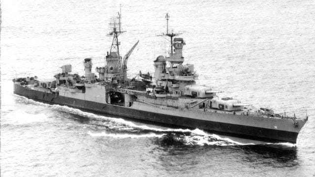 Closure After All Those Years For Uss Indianapolis Survivor