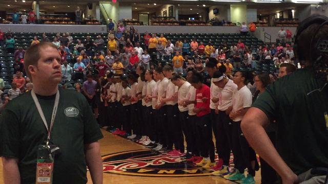 Indiana Fever honor woman killed in Charlottesville, Va.