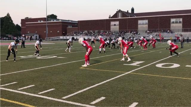 HIGHLIGHTS: Washington at Bosse