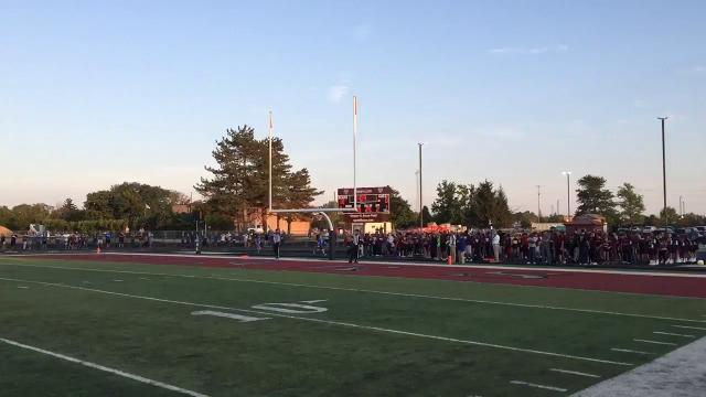 Friday Night Highlights: Lawrence Central 24 Bishop Chatard 16