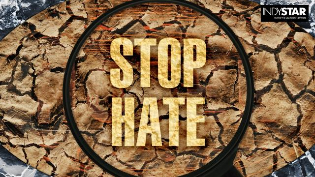 Indiana is one of five states without a hate crime law with penalties, even though local police agencies are supposed to report them. Just what is a hate crime here?