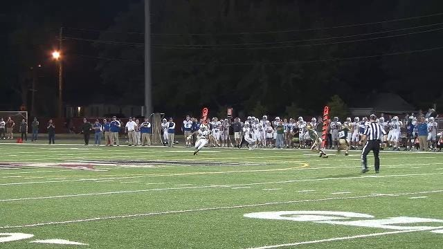 Friday Night Highllights: Cathedral 34, Chatard 13
