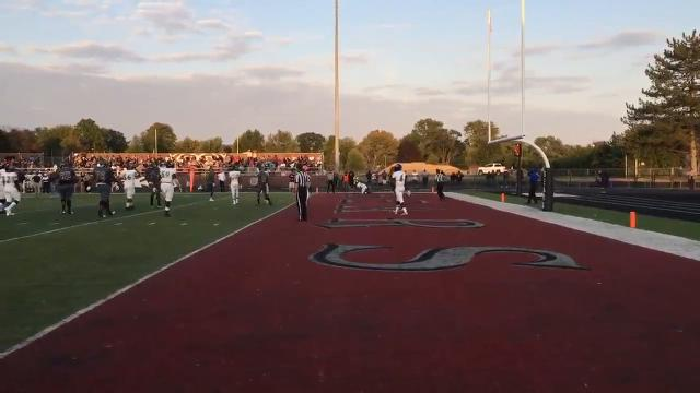 Friday Night Highlights: Lawrence Central 35, Warren Central 26
