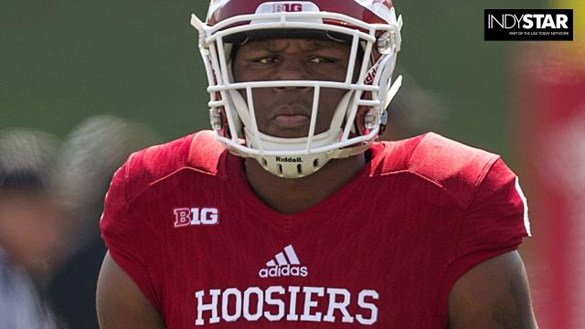 Former IU football player charged with criminal homicide