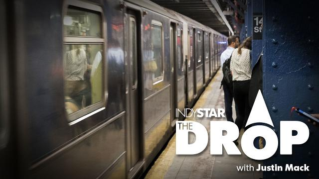 """On this edition of """"The Drop,"""" Justin Mack talks some serious acting, NYC battling Indy for Amazon and looking like Ivanka Trump."""